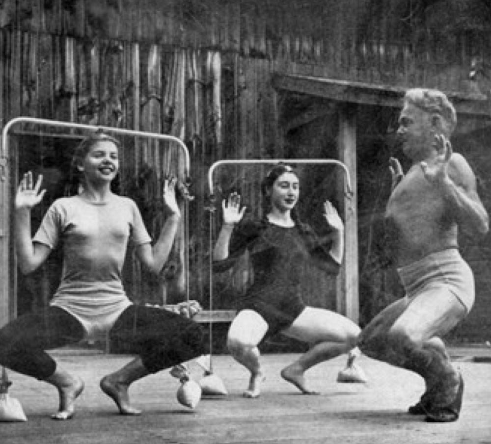 Pilates Danseuses