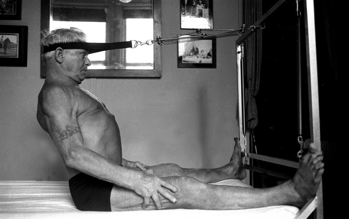 Pilates ressort