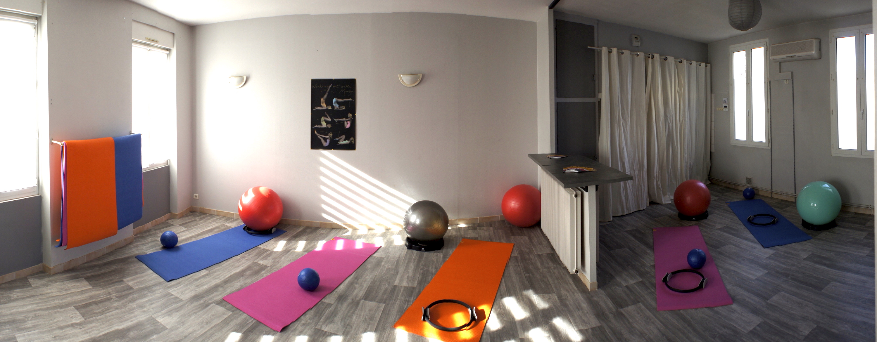 studio panoramique pilates albi